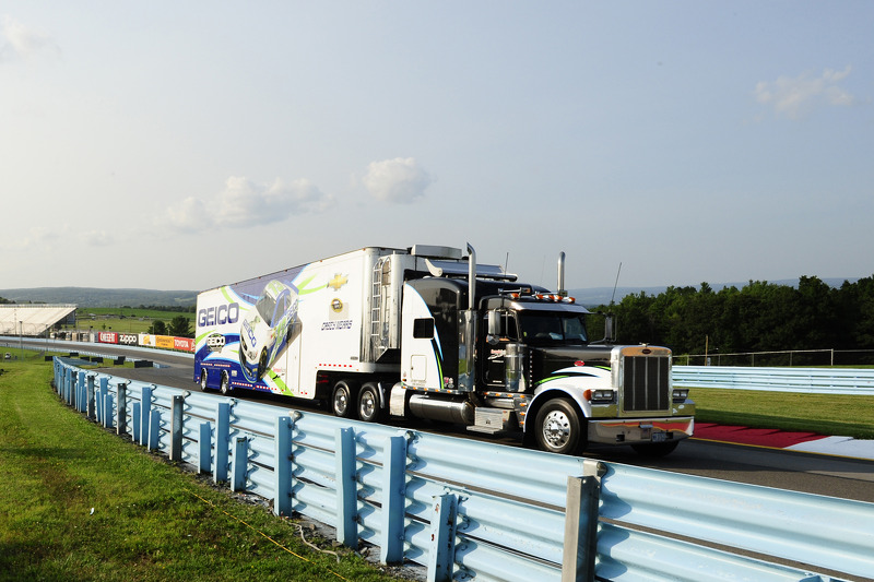 Hauler di Casey Mears,Germain Racing Chevrolet
