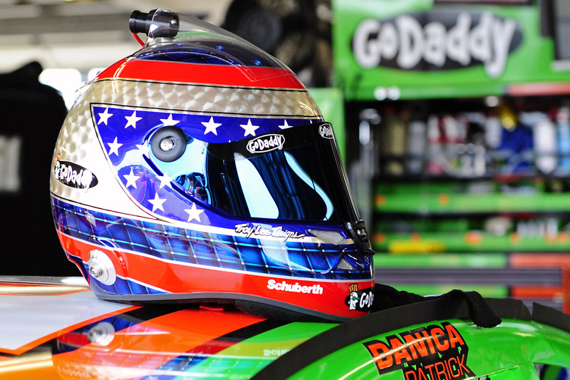 Danica Patrick'in kaskı, Stewart-Haas Racing Chevrolet