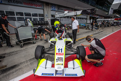 Richard Goddard, ThreeBond和T-Sport Dallara F312 NBE