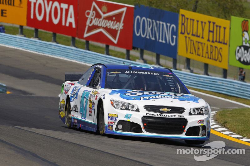 2014: A.J. Allmendinger (JTG/Daugherty-Chevrolet)