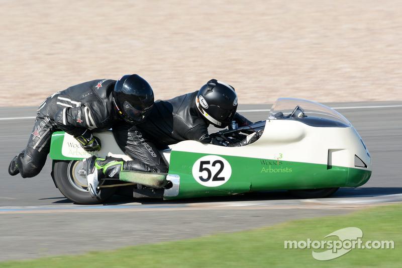 David Johnson and Des Kingsmill, MRE 998cc