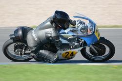 Michael Cooper, Craven Manx 500cc