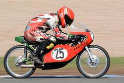 Jonathan Welles, Van Veen Kreidler 50cc