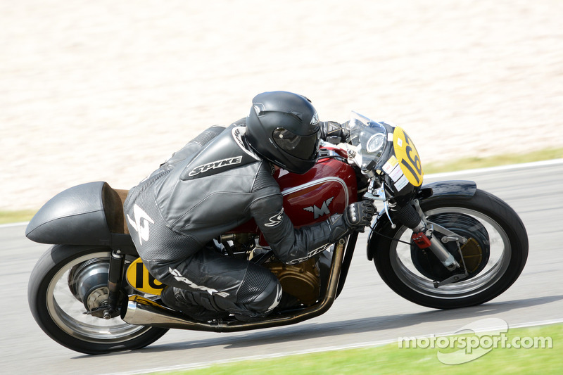 Janez Peter, Grom Nourish 500cc
