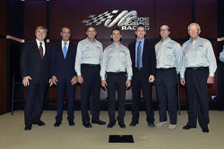 Carl Edwards and Daniel Suarez JGR announcement