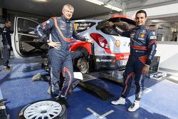 Bryan Bouffier e Xavier Panseri, Hyundai i20 WRC, Hyundai Motorsport