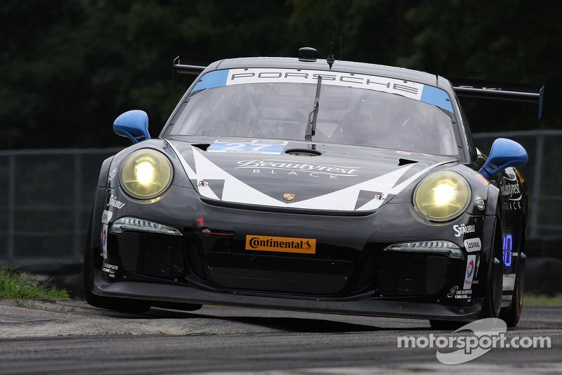 #27 邓普希 Racing 保时捷 911 GT America: 帕特里克·邓普希 & 安德鲁·戴维斯