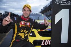 Race winner Shane van Gisbergen, Tekno Team VIP