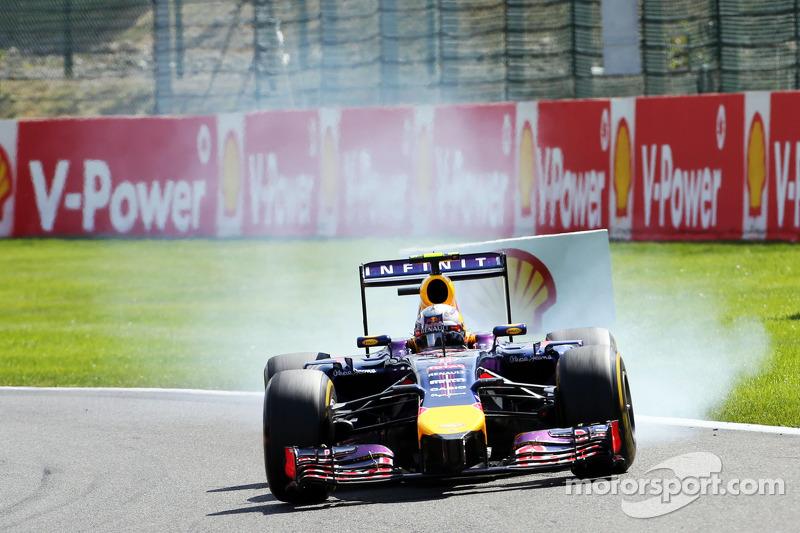 2014: Daniel Ricciardo, Red Bull Racing RB10