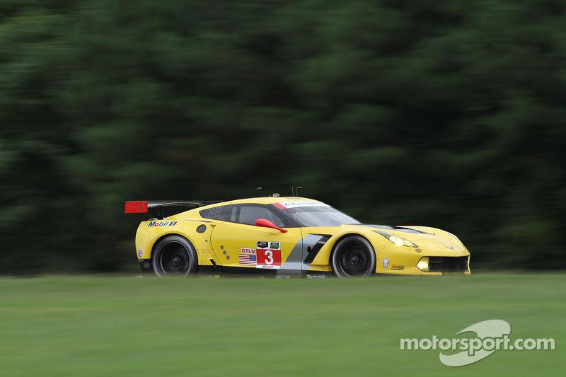 #3 雪佛兰克尔维特 Racing 雪佛兰 雪佛兰克尔维特 C6 ZR1: 乔丹·泰勒, 安东尼奥·加西亚