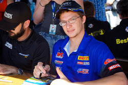 Robert Thorne from K-PAX Racing