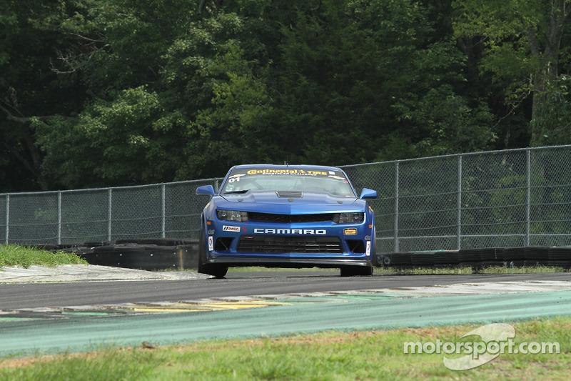 #01 CKS Autosport Camaro GS.R: Jordan Taylor, Eric Curran