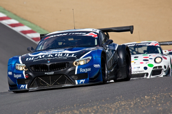 #88 Triple 8 BMW Z4 GT3: Ryan Ratcliffe, Lee Mowle