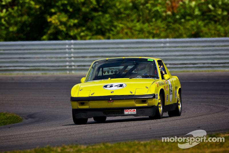 1974 Porsche 914/4