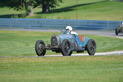 Sandy Leith- 1931 Bugatti Type 37