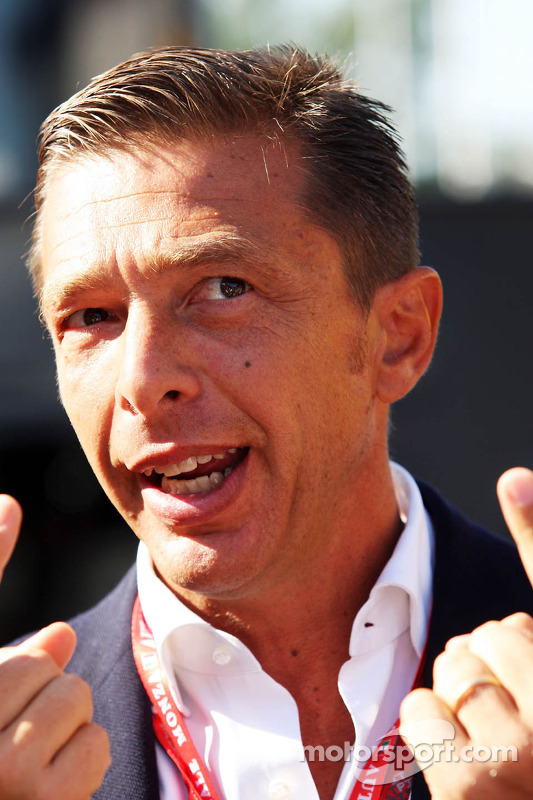 Andrea Dell'Orto, SIAS, Presidente do circuito de Monza