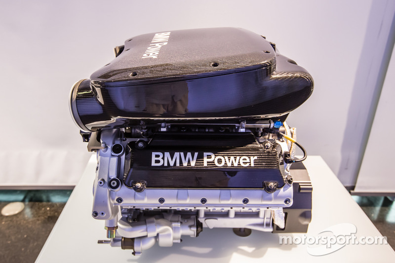 2003 BMW P60 B40 engine
