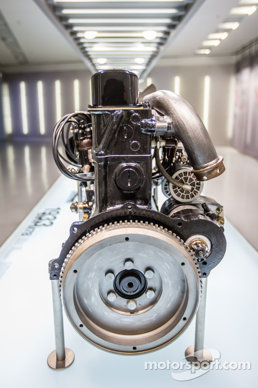 1933 BMW M78 engine