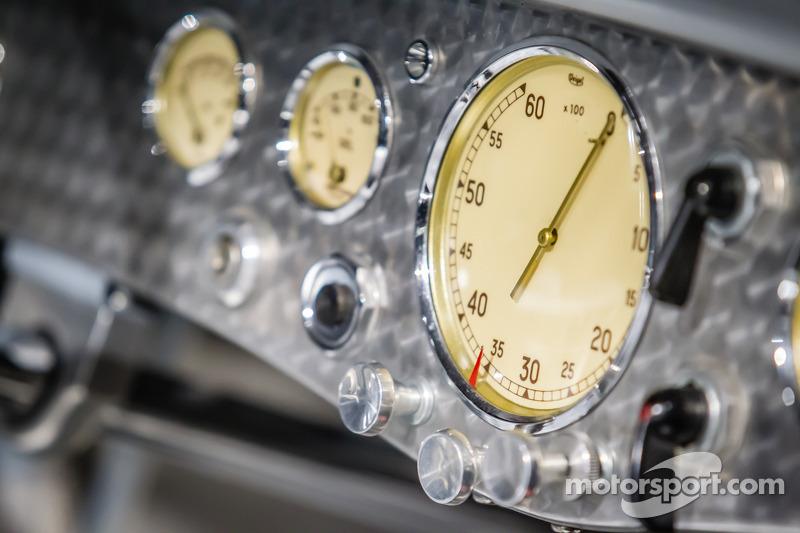 1939 BMW 328 detail