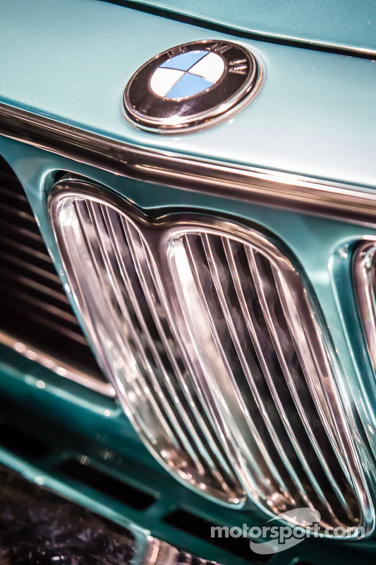 1971 BMW 3.0 CSi detail