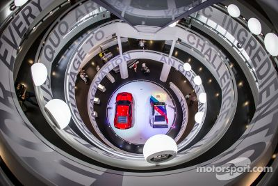 Визит в музей BMW, Мюнхен