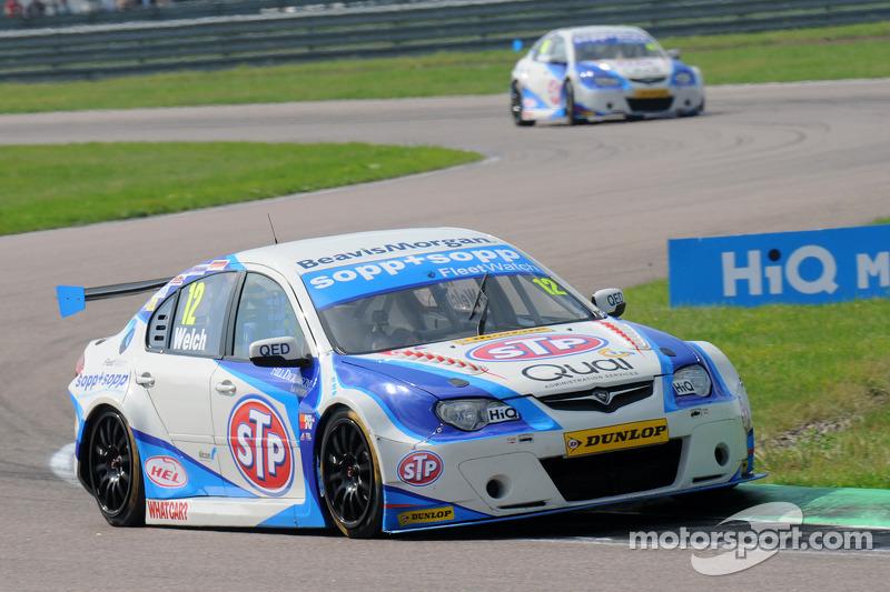 Dan Welch, STP Racing ve Sopp + Sopp