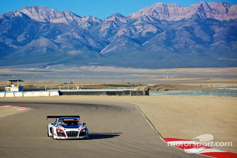 #23 M1 Racing Audi R8 LMS ultra: Walt Bowlin