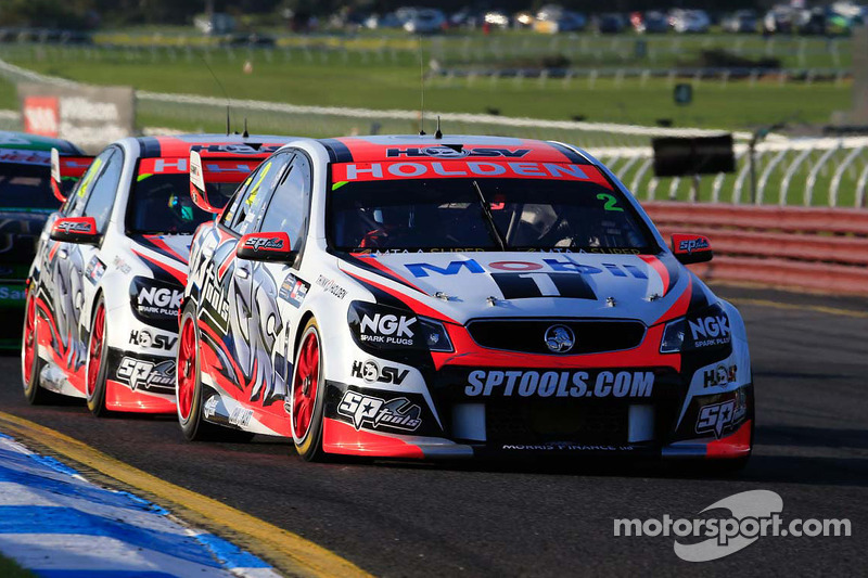 Garth Tander e Warren Luff, Holden Racing Team