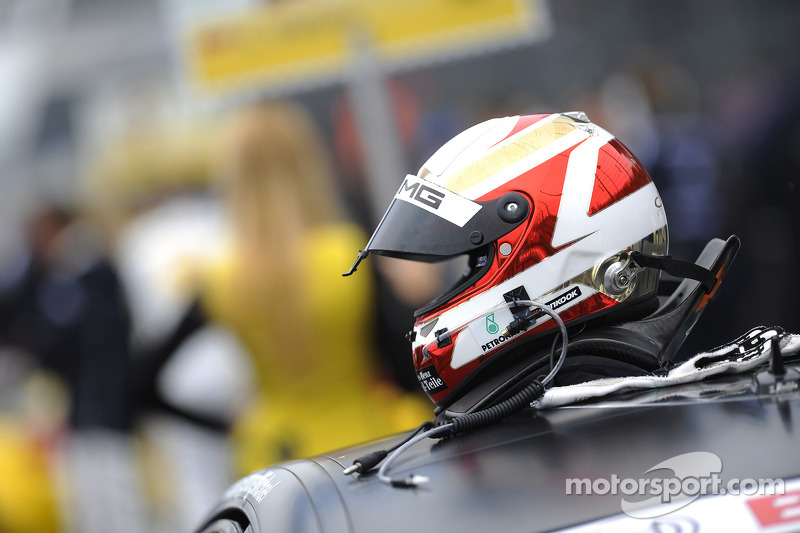 Christian Vietoris, Original-Teile Mercedes AMG, DTM Mercedes AMG C-Coupé