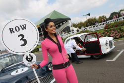 Las chicas Goodwood