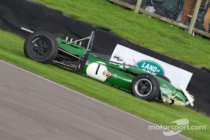 John Romano - 1964 - Brabham-Climax BT11