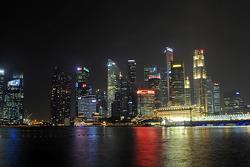 新加坡天空景致