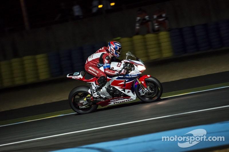 #111 Honda: Julien da Costa, Sebastien Gimbert, Freddy Foray, Jason O'Halloran