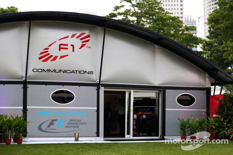 F1 İletişim Hub