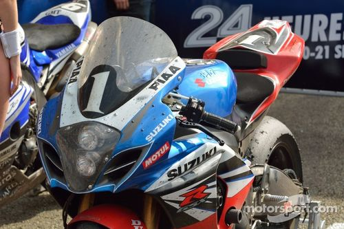 Les 24 Heures du Mans Moto