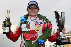 Le vainqueur Pietro Fittipaldi