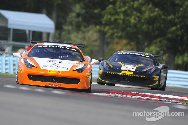 #077 Miller Motorcars 法拉利 458: 乔·考特尼