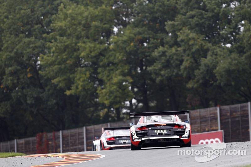 #11 Prosperia C. Abt Racing 奥迪 R8 LMS ultra: 法比安·汉普雷希特, 尼基·蒂姆