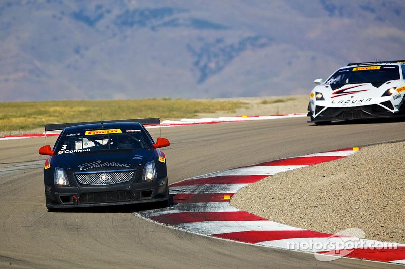 #3 凯迪拉克 Racing 凯迪拉克 CTS-V Coupe: 约翰尼·奥康内尔