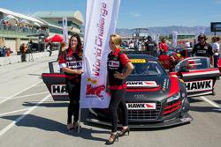 #2 CRP Racing 奥迪 R8 LMS Ultra: 迈克·斯基恩