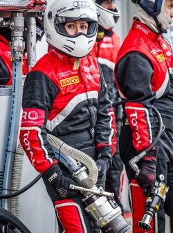 Belgian Audi Club Team WRT : plein d'essence