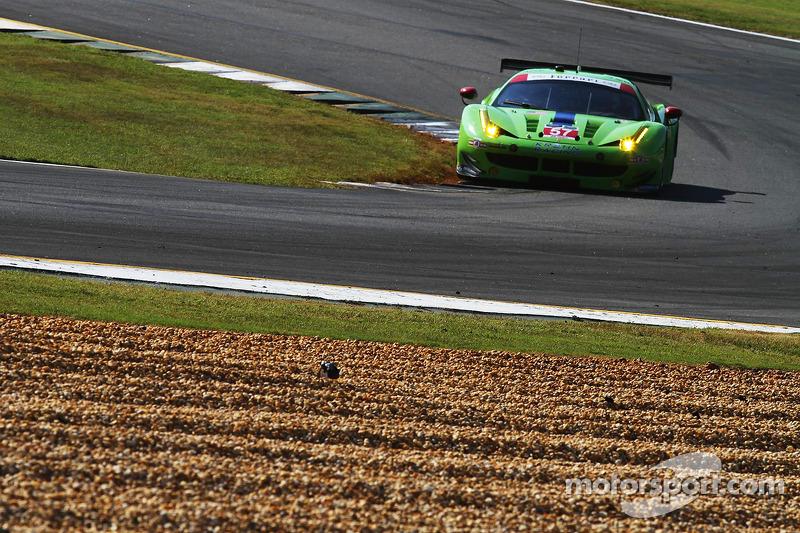 #57 Krohn Racing 法拉利 F458 Italia: 特雷西·克龙, 尼克·琼森, 安德烈·贝托里尼