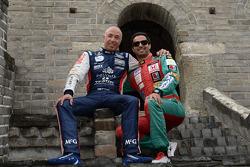 Tom Coronel, Chevrolet RML Cruze TC1, Roal Motorsport, Mehdi Bennani, Honda Civic WTCC, Proteam Raci