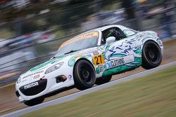 #27 Freedom Autosport 马自达 MX-5: 利亚姆·德怀尔, 兰迪·普博斯特