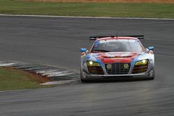 #35 Flying Lizard Motorsports 奥迪 R8 LMS: 赛斯·奈曼, 迪翁·冯莫尔特克, 亚历山德罗·拉蒂夫