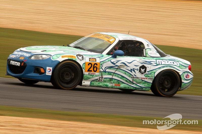 #26 Freedom Autosport Mazda MX-5: Andrew Corbonell, Tom Long