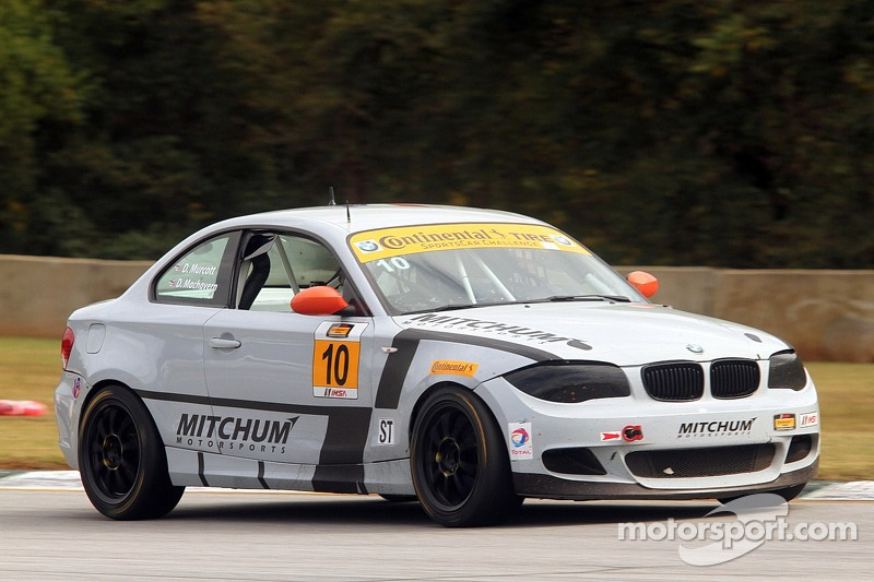 #10 Mitchum Motorsports 宝马 128i: 狄龙·马沙弗恩, 迪伦·穆尔科特