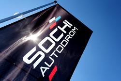 Flagge: Sochi Autodrom