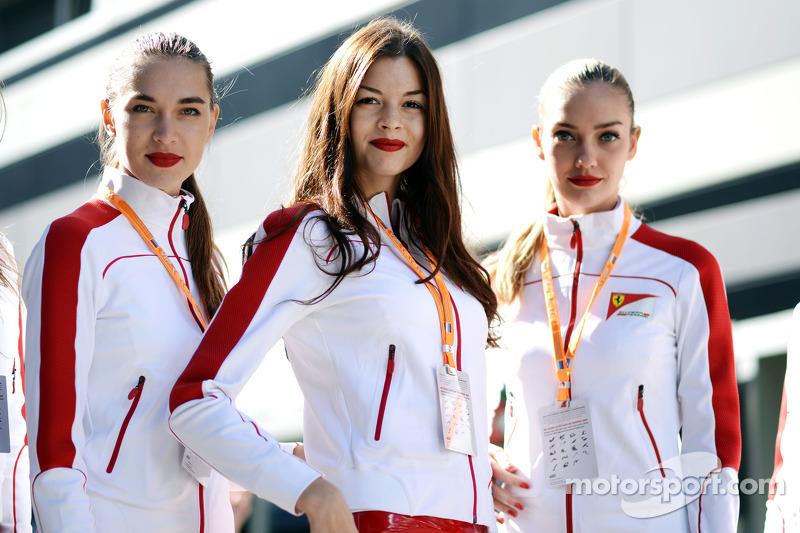 Ferrari kızları