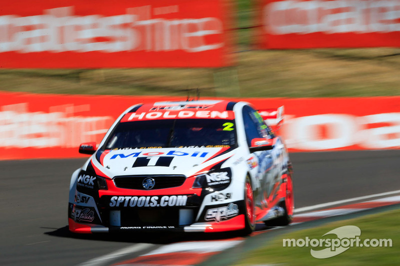 Garth Tander ve Warren Luff
